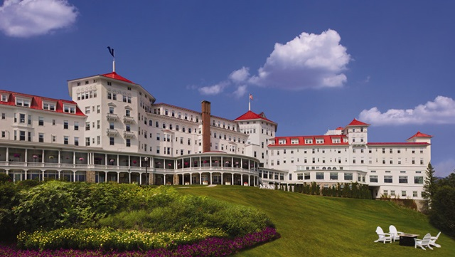 Omni Mount Washington exterior