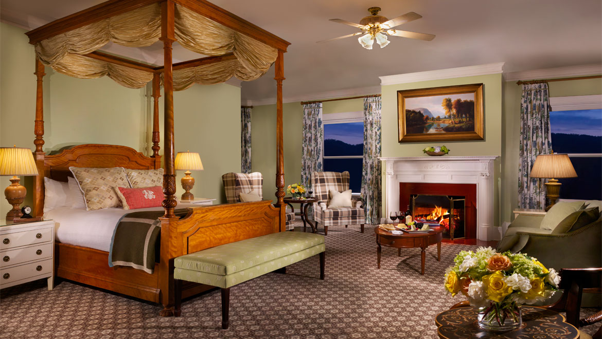 Bretton woods luxury hotels omni mount washington resort for Guest suite