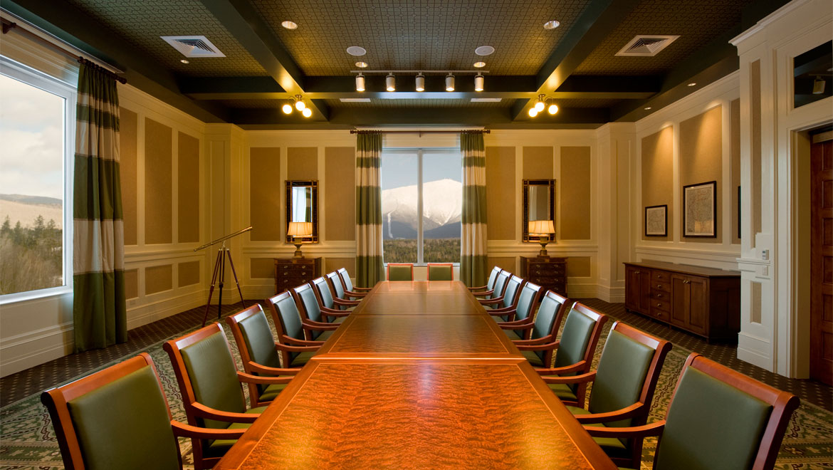 Boardroom at Mount Washington