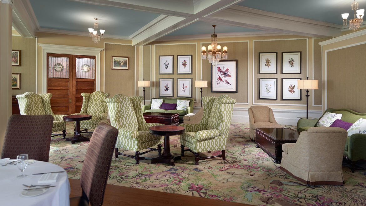 mt. washington hotel restaurant | main dining room | omni