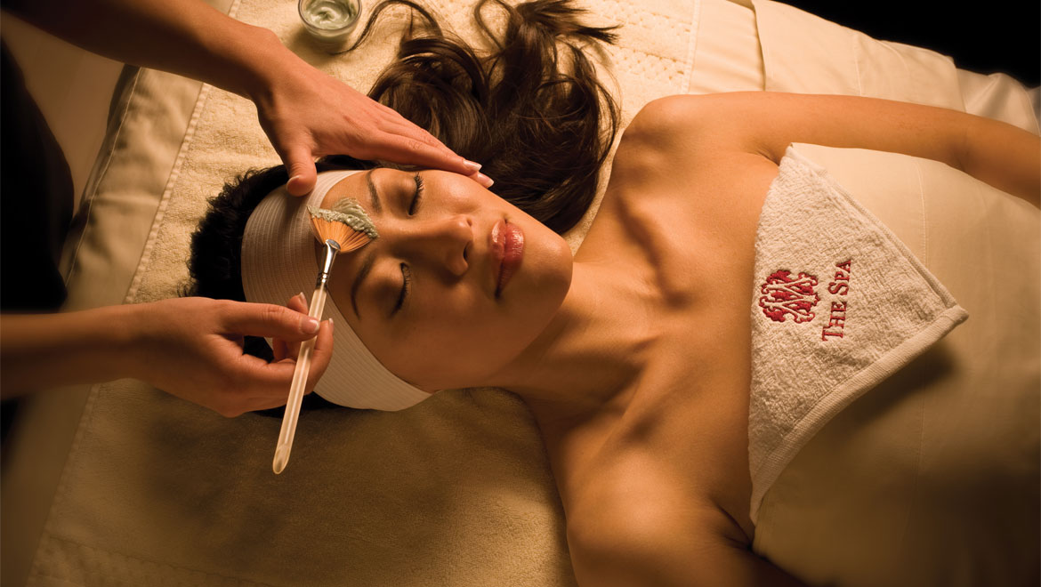 Facial at Mount Washington Resort