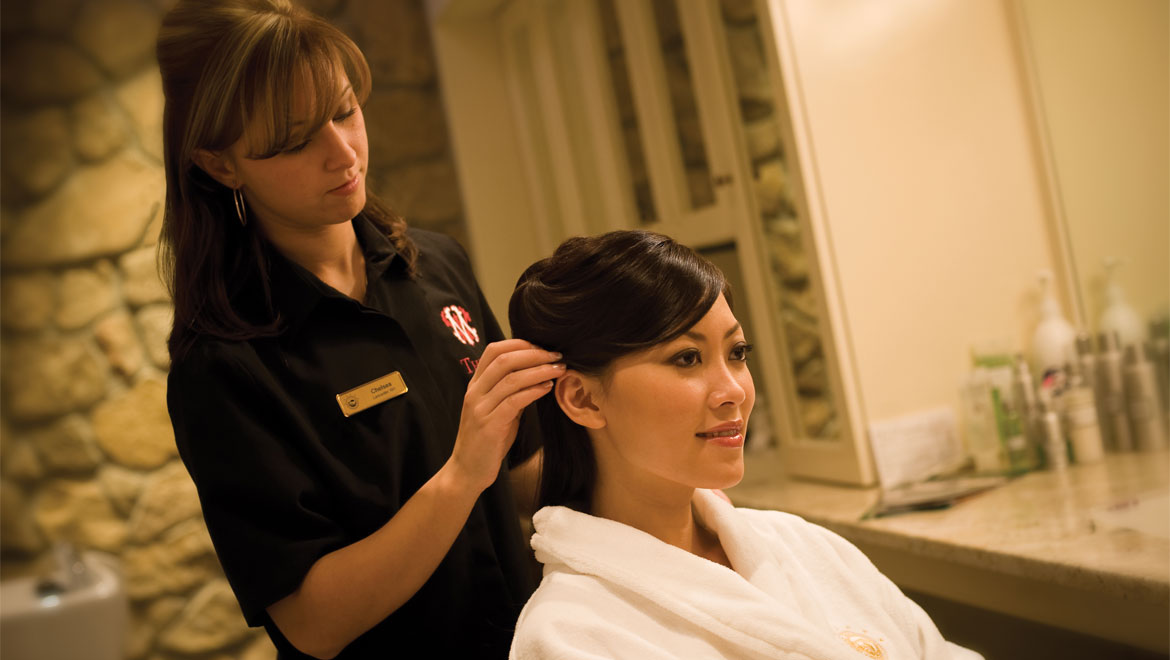 New hampshire spa salon at omni mount washington for About salon services