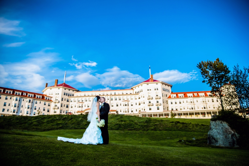 Wedded Bliss at Omni Mount Washington Resort