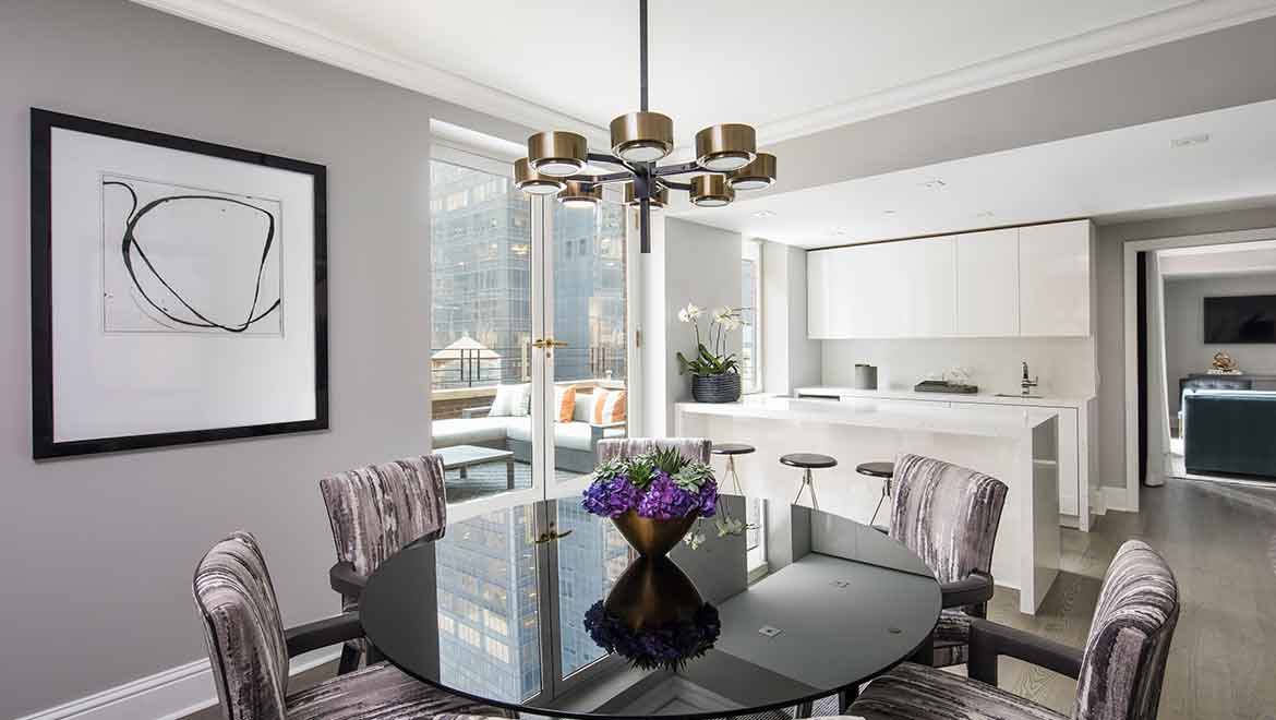 Nyc Hotel Apartment Omni Berkshire Place