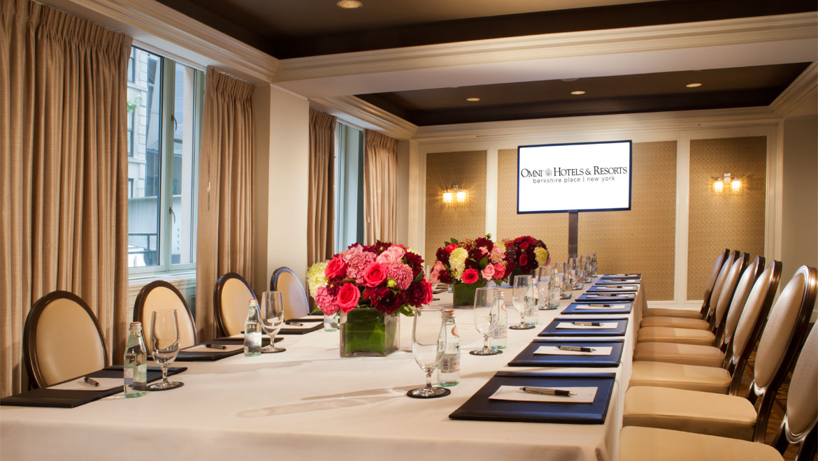 Berkshire Place meeting room