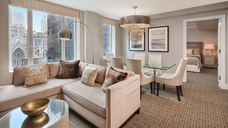 New York Hotel Deals Omni Berkshire Place