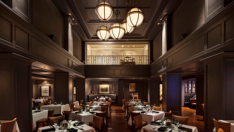 Midtown Manhattan Restaurants Omni Berkshire Place