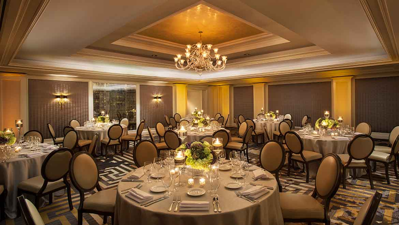 New York Wedding Venue Omni Berkshire Place