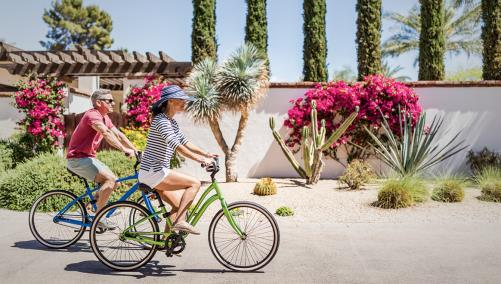 Omni Scottsdale Bike Riding
