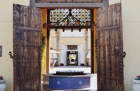 Omni Scottsdale History Resort Entry Doors