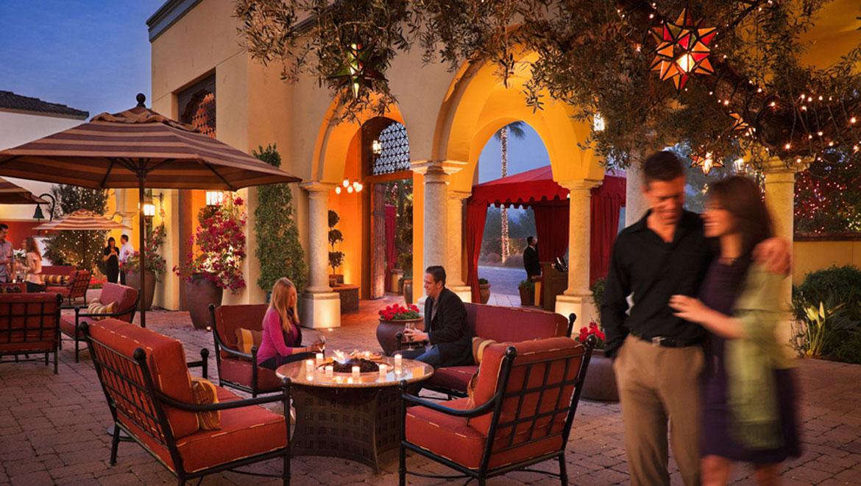 Luxury Scottsdale Az Hotel Omni Scottsdale Resort Amp Spa