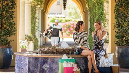 Omni Scottsdale Shopping