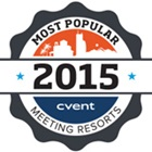 CVENT Most Popular Meeting Venus
