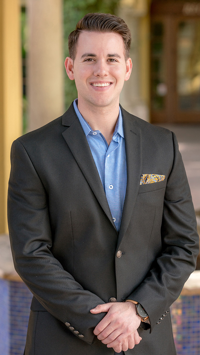 Andrew Campo Sales Manager Omni Scottsdale Resort & Spa at Montelucia