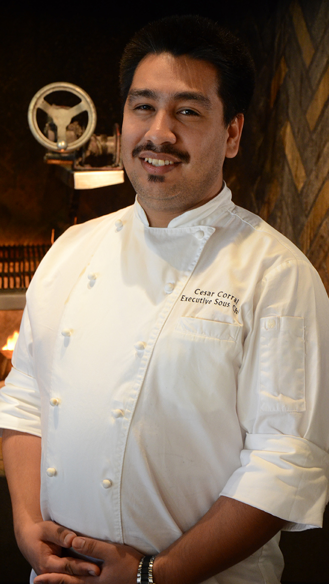 Omni Scottsdale Chef Cesar Corral