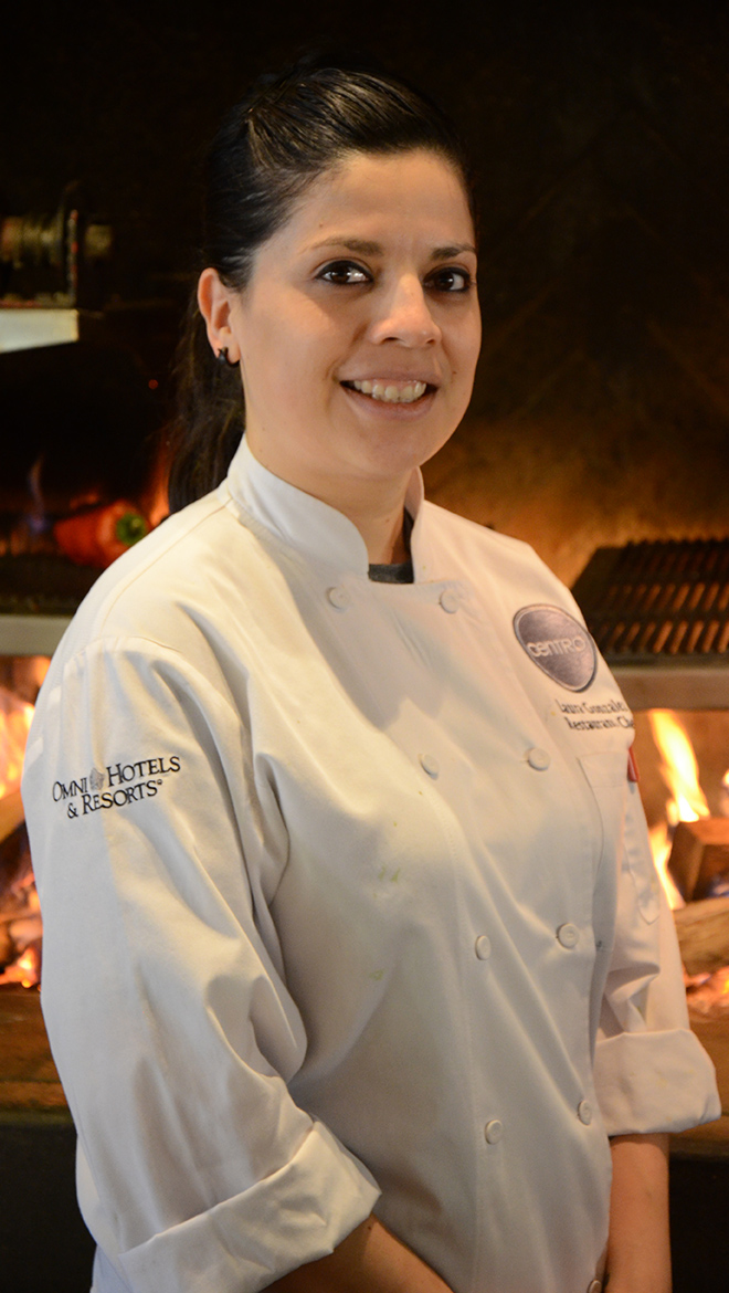 Omni Scottsdale Chef Laura Gonzalez
