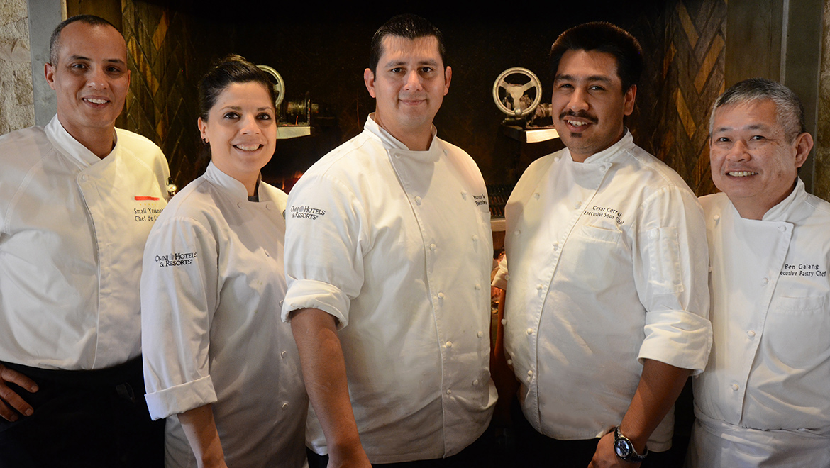 Omni Scottsdale Culinary Team