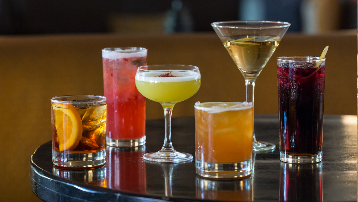 Omni Scottsdale Mbar Mixed Drinks