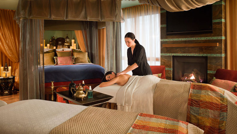 Arizona Resort Spa Joya Spa Omni Scottsdale Resort