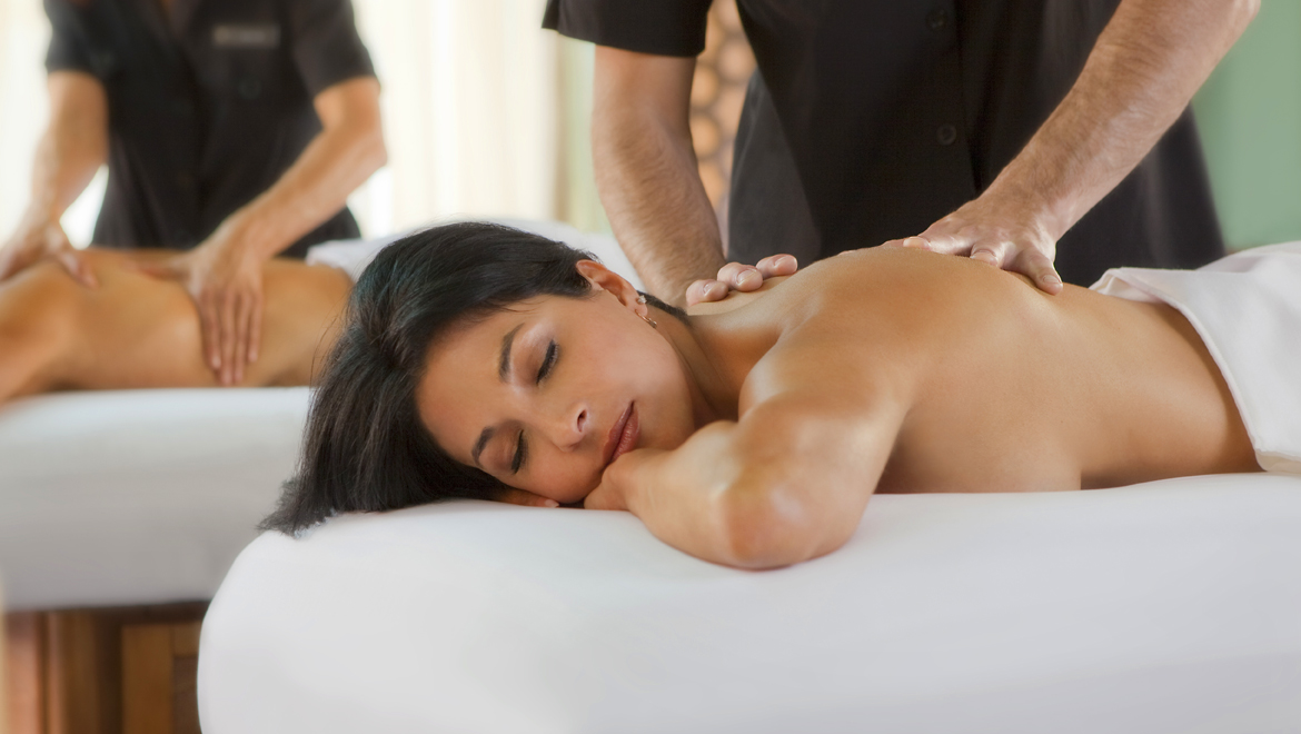 Joya Spa Woman's Massage