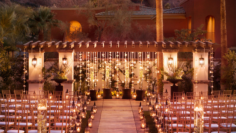 Wedding Venues In Arizona Omni Scottsdale Resort Amp Spa