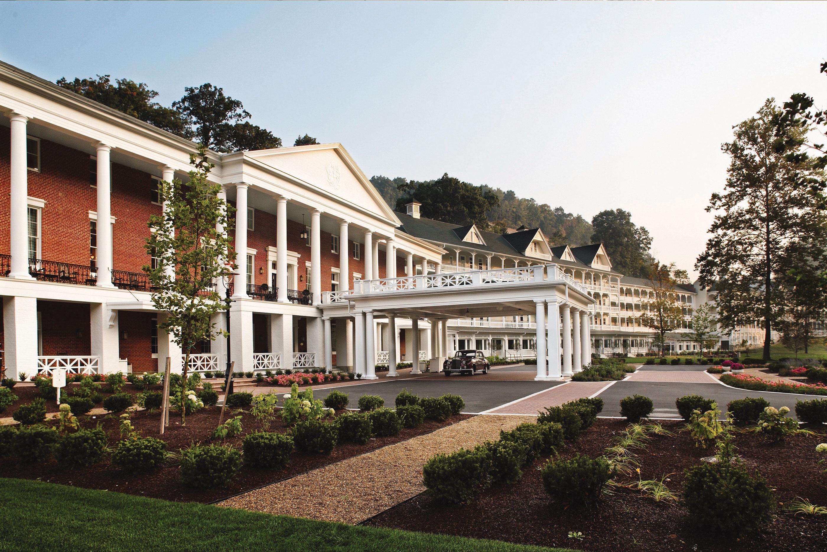 Resorts in Pennsylvania | Omni Bedford Springs Resort