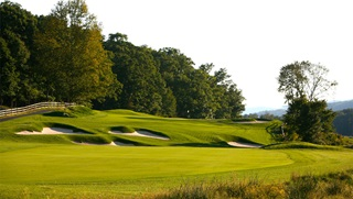 Bedford Springs Resort golf course