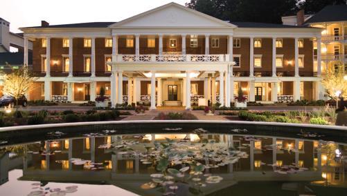 Resorts In Pennsylvania Omni Bedford Springs Resort