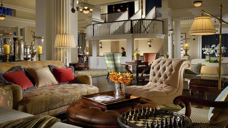Bedford Hotel Suites | Omni Bedford Springs Resort