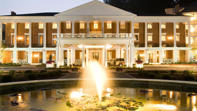 Luxury Resorts Pennsylvania Omni Bedford Springs Resort