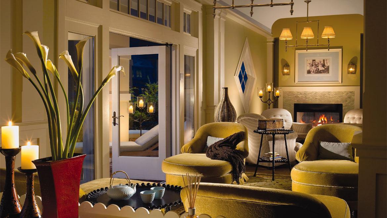 Spa Resort In Pa Omni Bedford Springs Resort