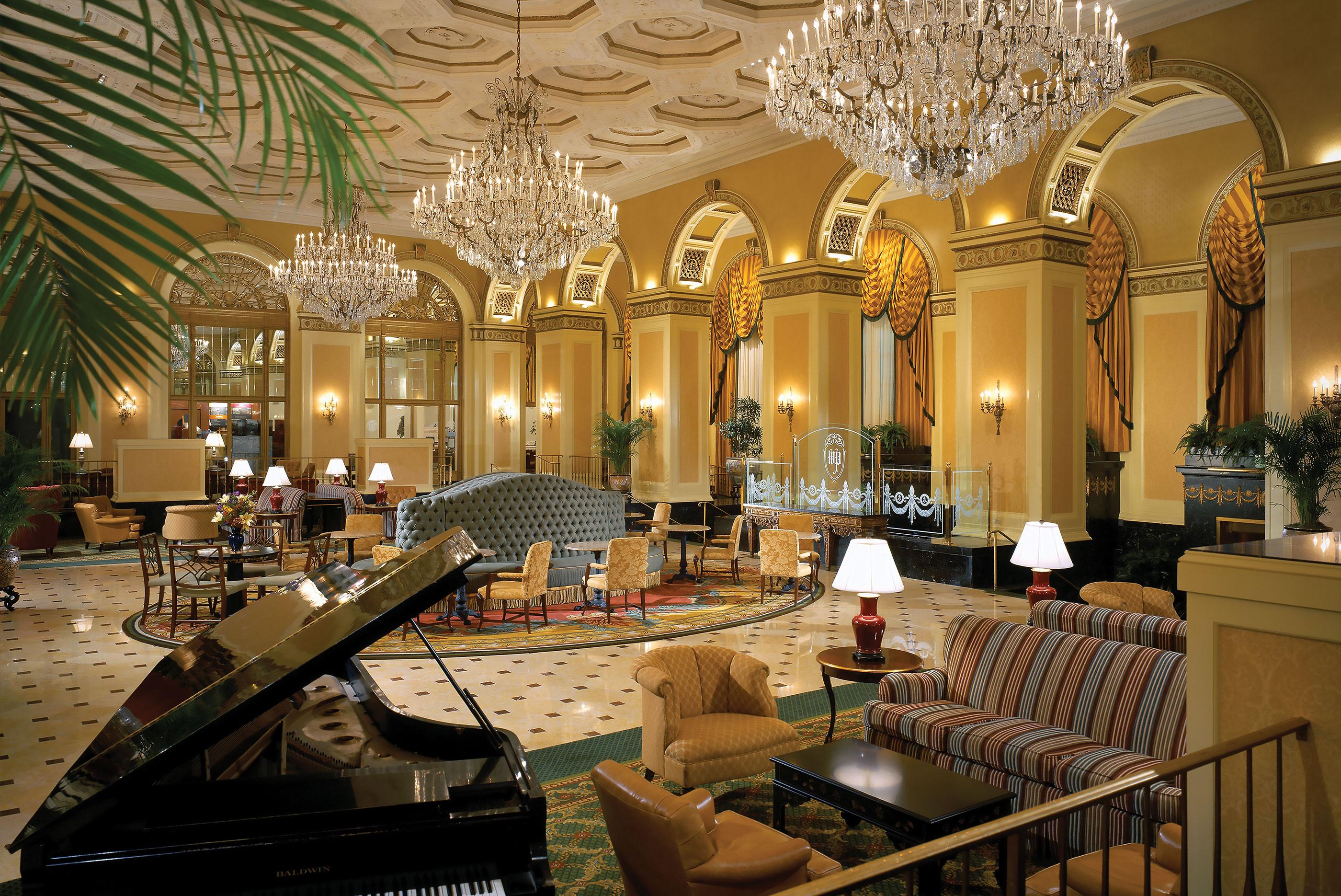 Hotels In Pittsburgh Omni William Penn Hotel