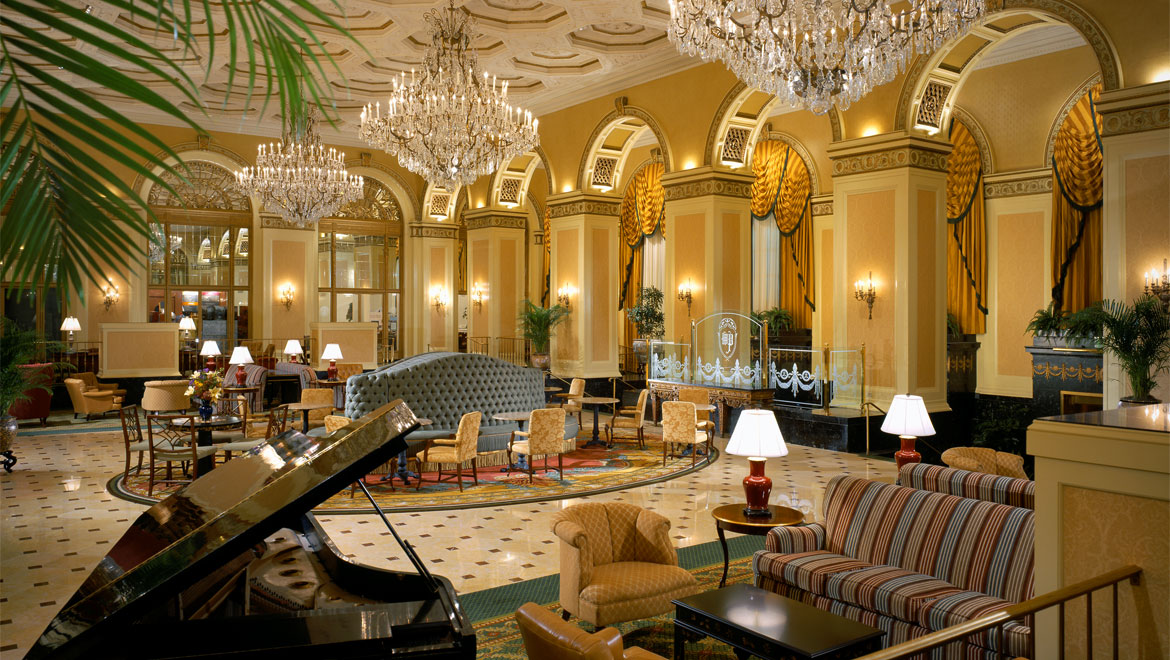 Hotel In Pittsburgh Donation Requests At Omni William Penn