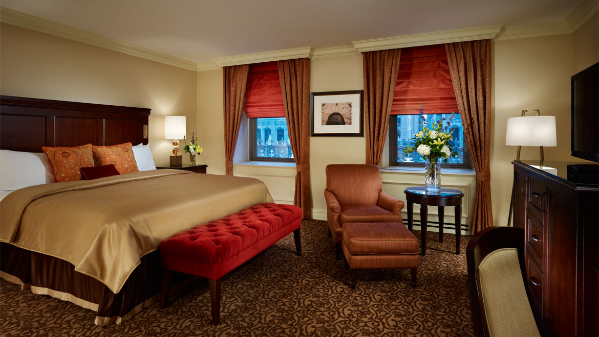 Hotel suites in pittsburgh omni william penn hotel for 2 bedroom suites in pittsburgh pa