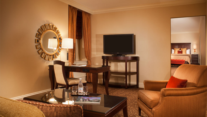 Hotel Suites In Pittsburgh Omni William Penn Hotel