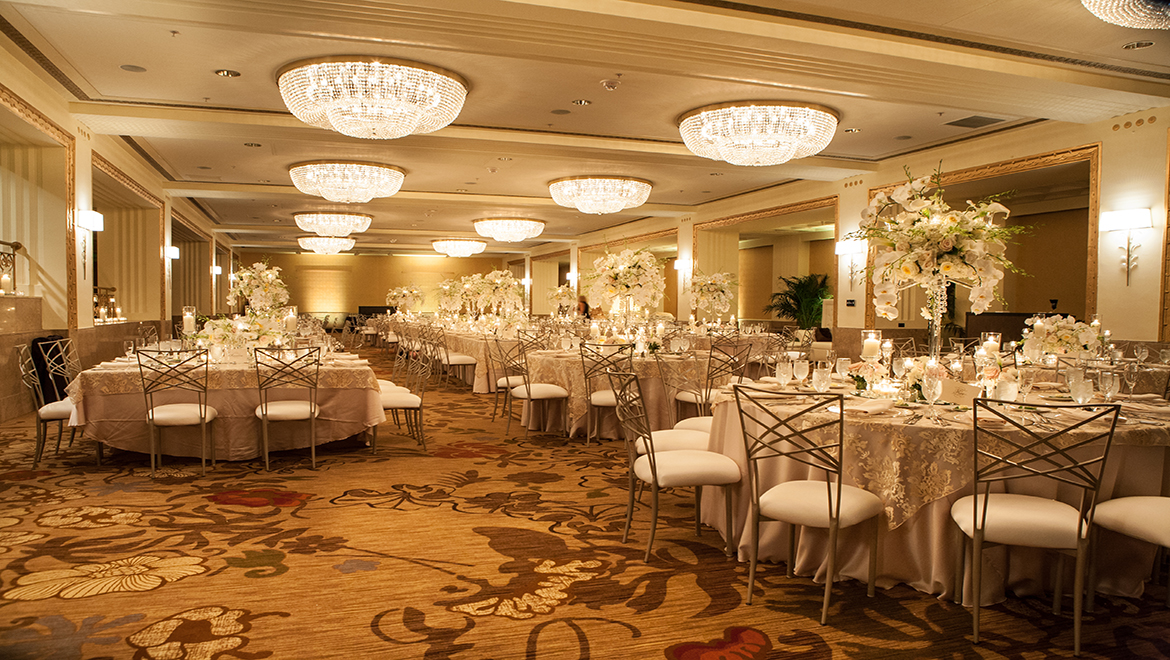 Banquet Room William Penn Hotel