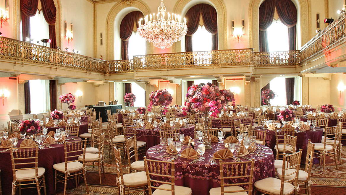 Grand Ballroom reception