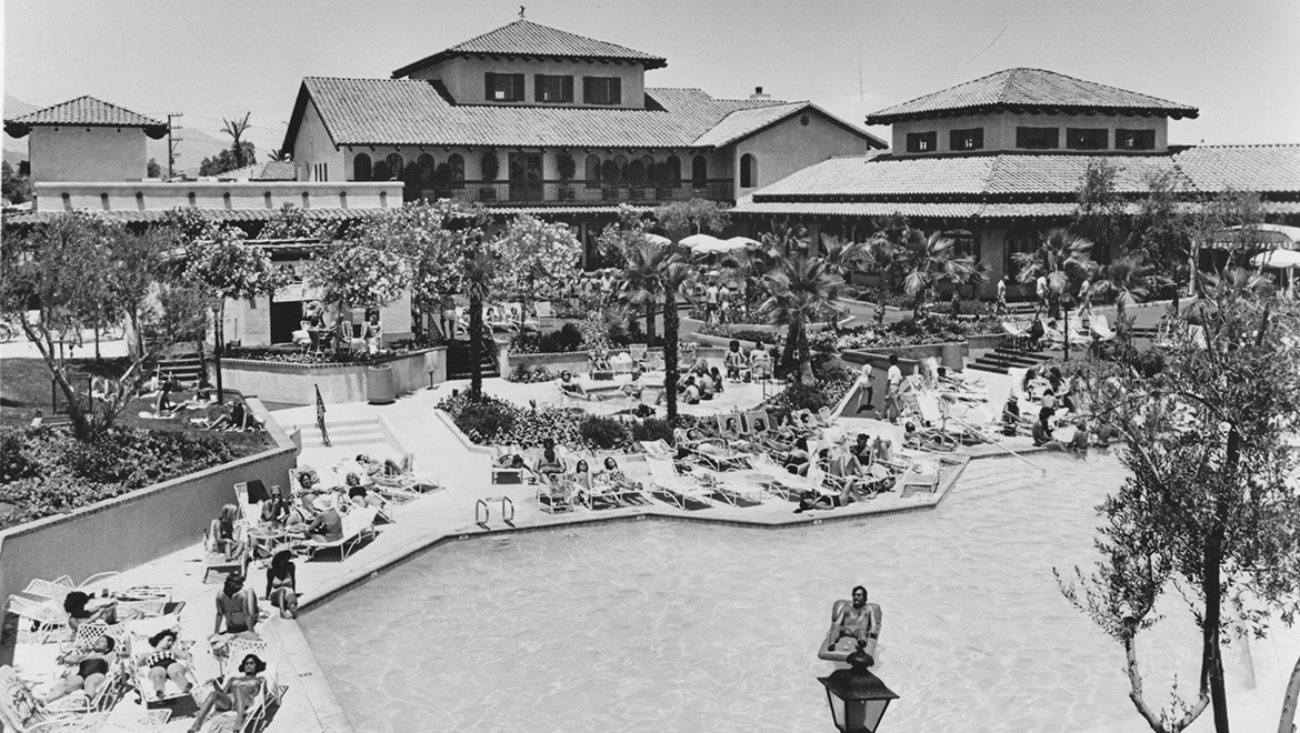 resort in 1979