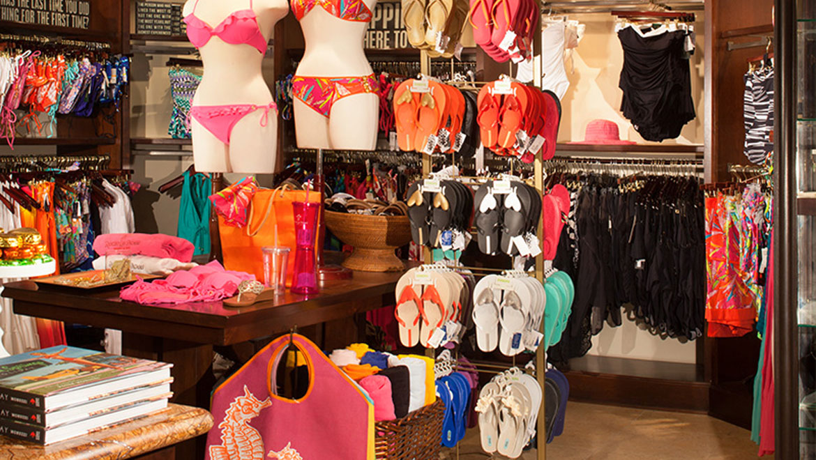 Omni Las Palmas boutique swimwear