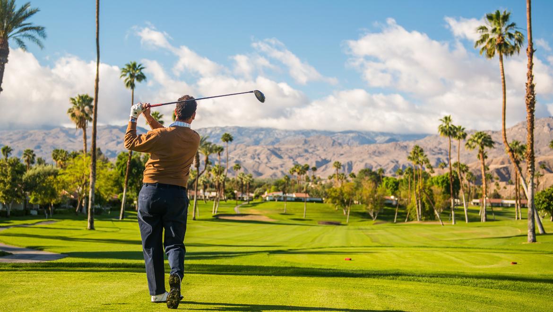 Golf Palm Springs Omni Rancho Las Palmas Resort Amp Spa