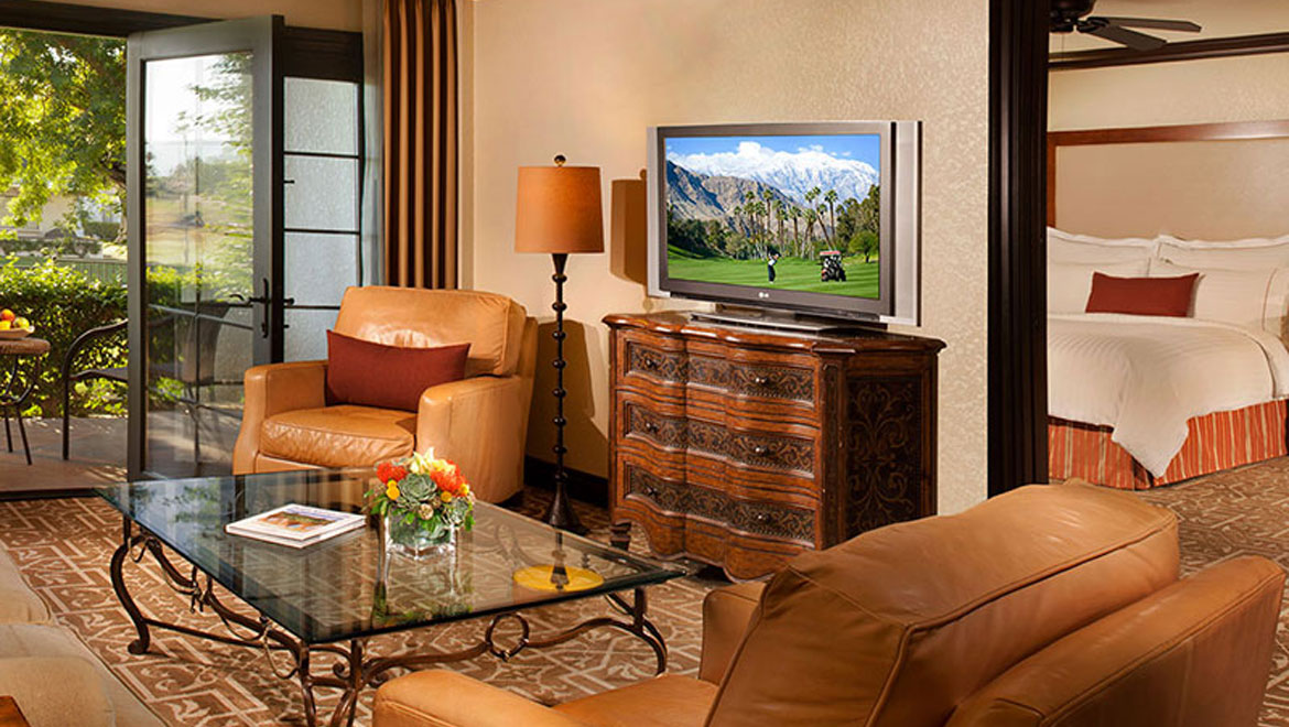 Luxury Rancho Mirage Guest Rooms And Suites Omni Rancho