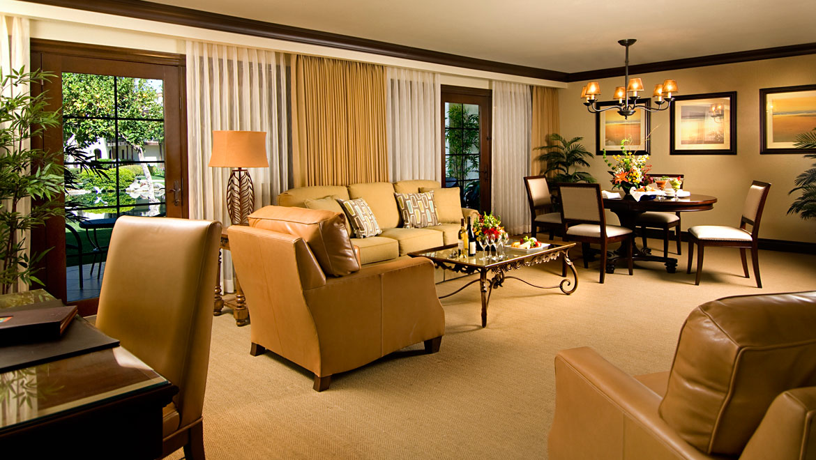 Omni Rancho executive suite