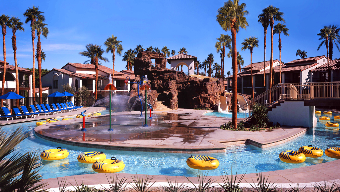 Splashtopia at Omni Rancho Las Palmas