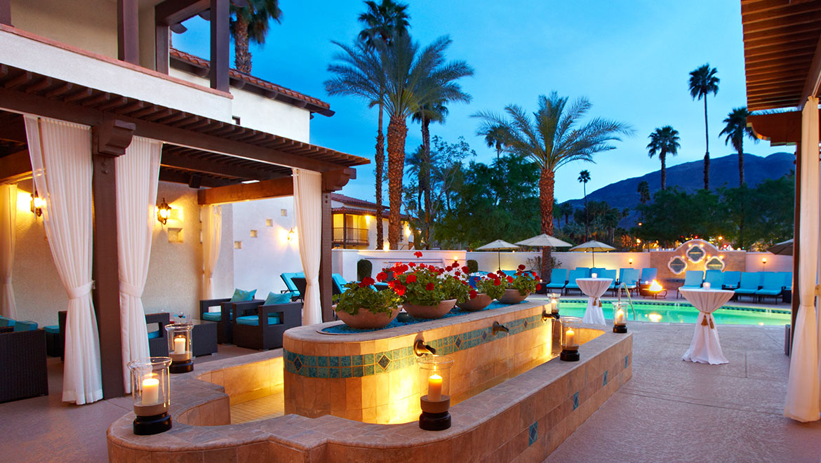 Palm Springs Spa Specials