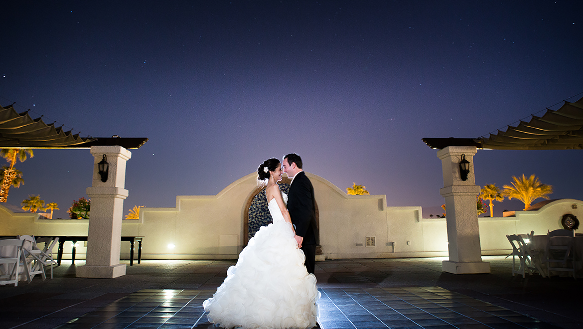 Fairy-tale Wedding Under the Stars