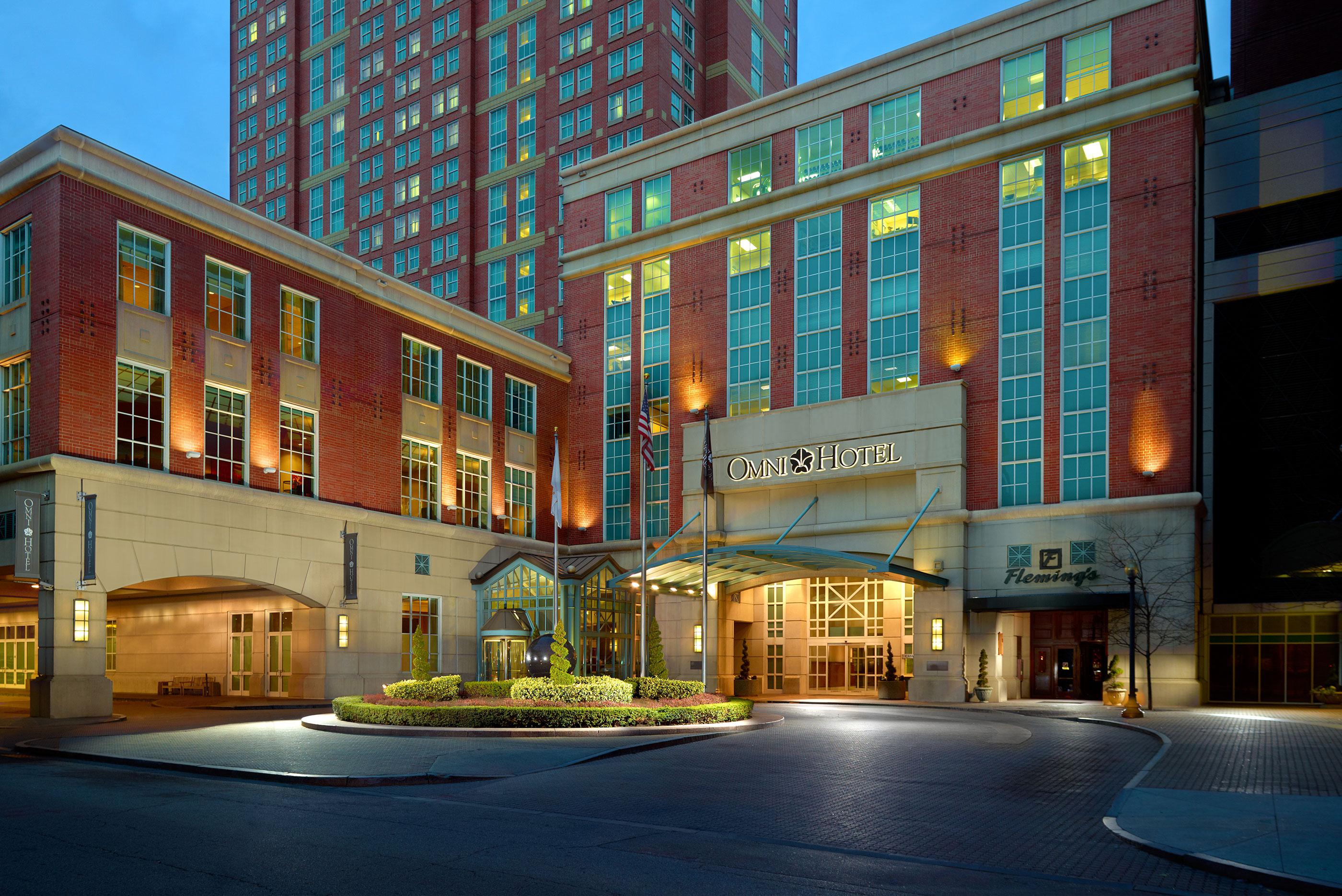 Providence Hotels Omni Hotel