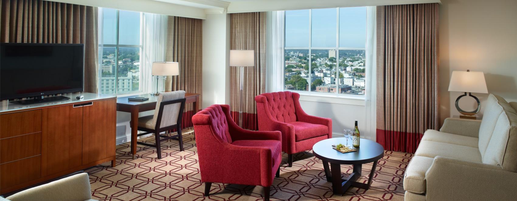 Providence Hotels | Omni Providence Hotel
