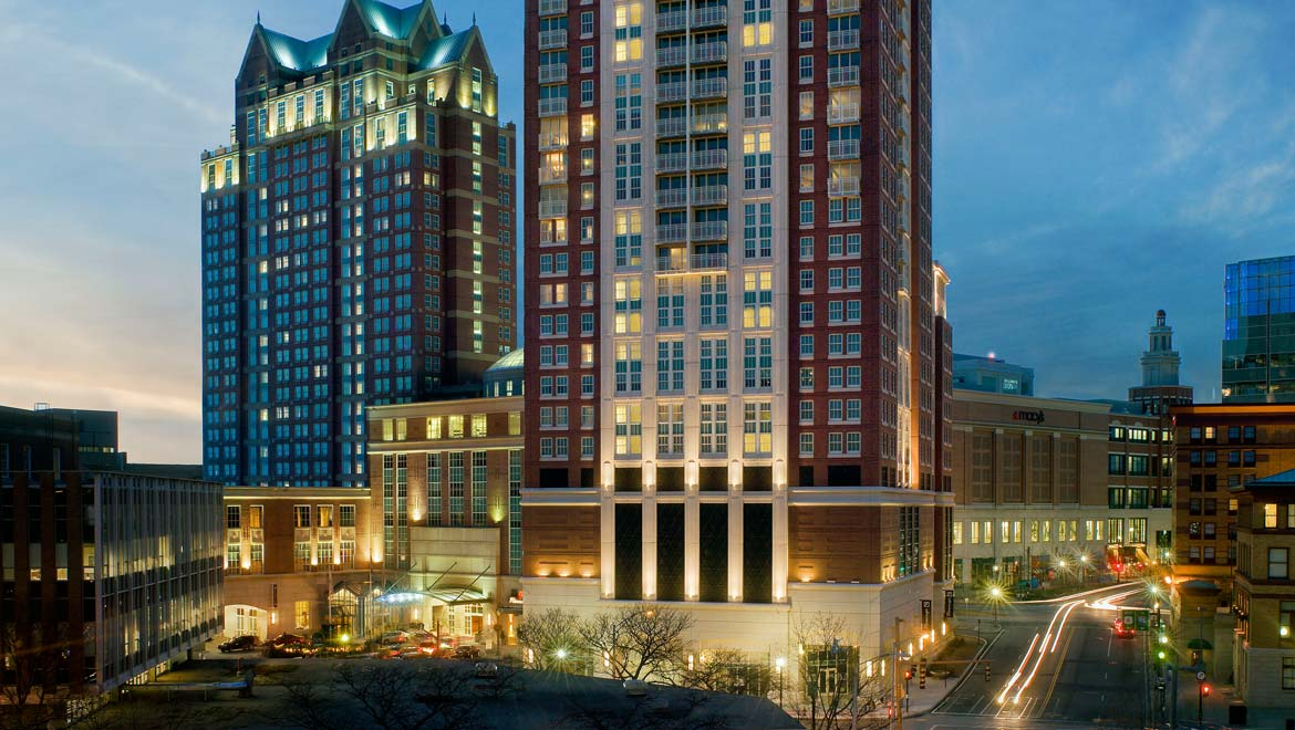 Providence Rhode Island Convention Center Hotels