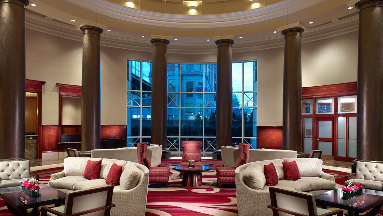 Omni Providence Hotel Property Details Lobby