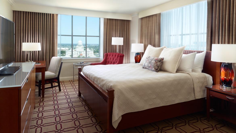 Providence Luxury Hotel Accommodations